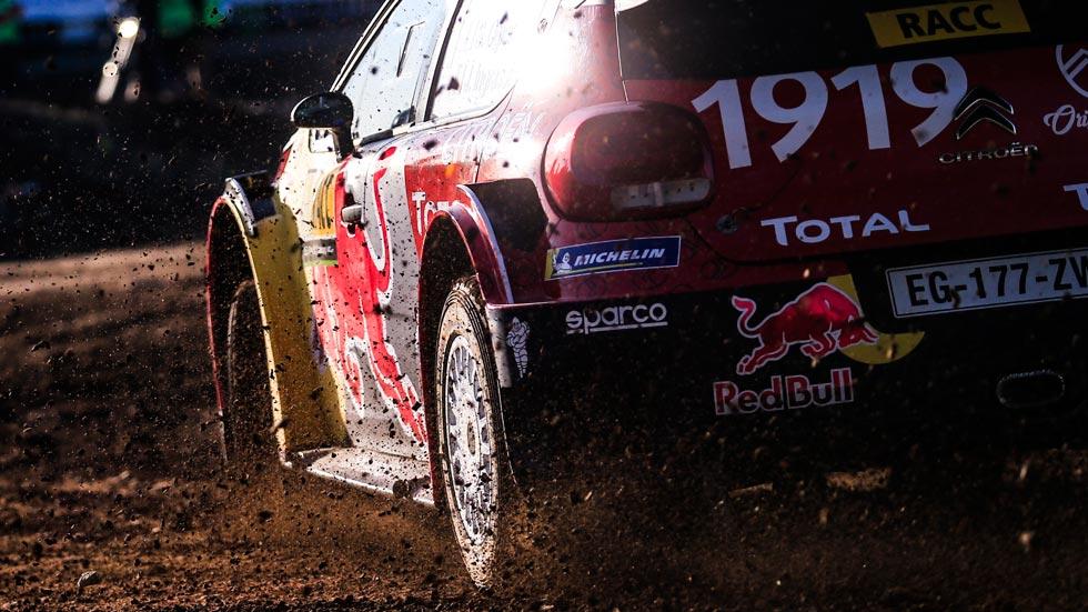 Mundial de Rallyes: Ogier se va de Citroën y la marca abandona el WRC