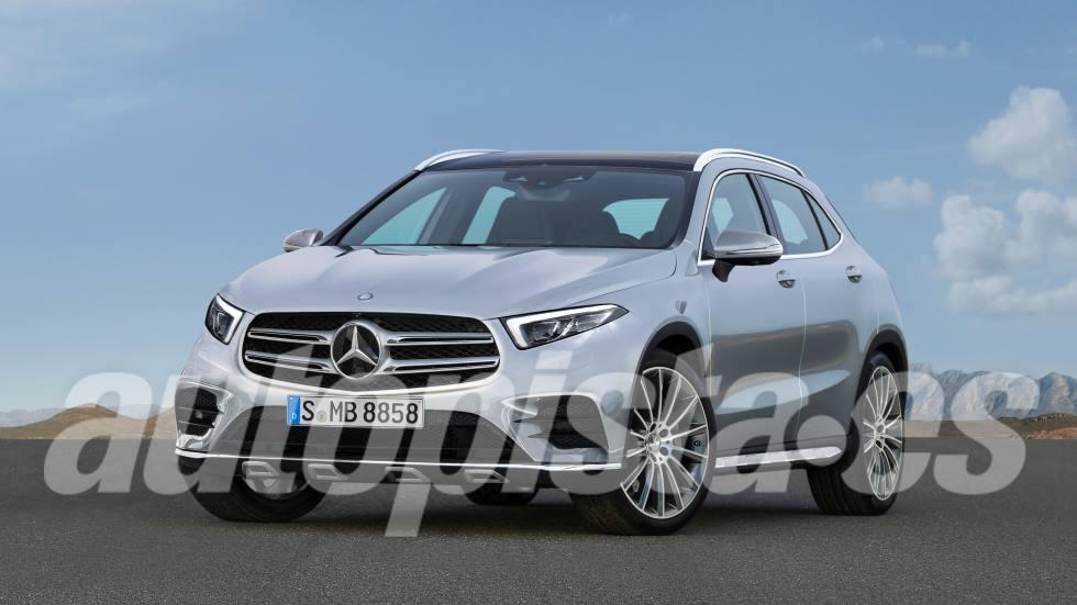 Mercedes GLA 2020: más y mejor, nos subimos a bordo del SUV compacto
