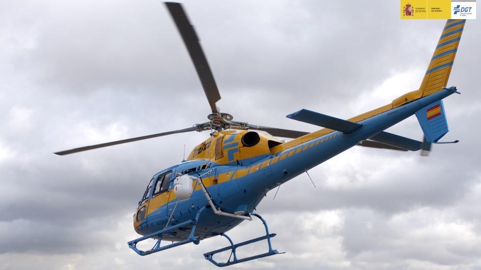 La Justicia anula una multa del helicóptero Pegasus por no pasar las revisiones