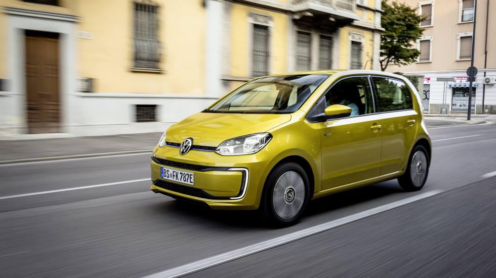 VW e-up! 2020: prueba, análisis y precios del nuevo coche eléctrico