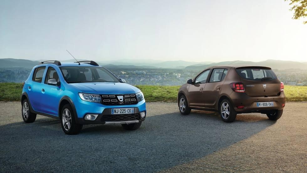 Dacia Sandero 2020: el utilitario más vendido y de bajo coste, también híbrido
