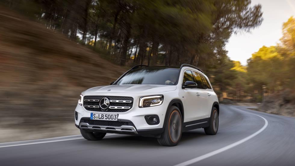 Mercedes GLB 2020: primera prueba y precios del nuevo SUV