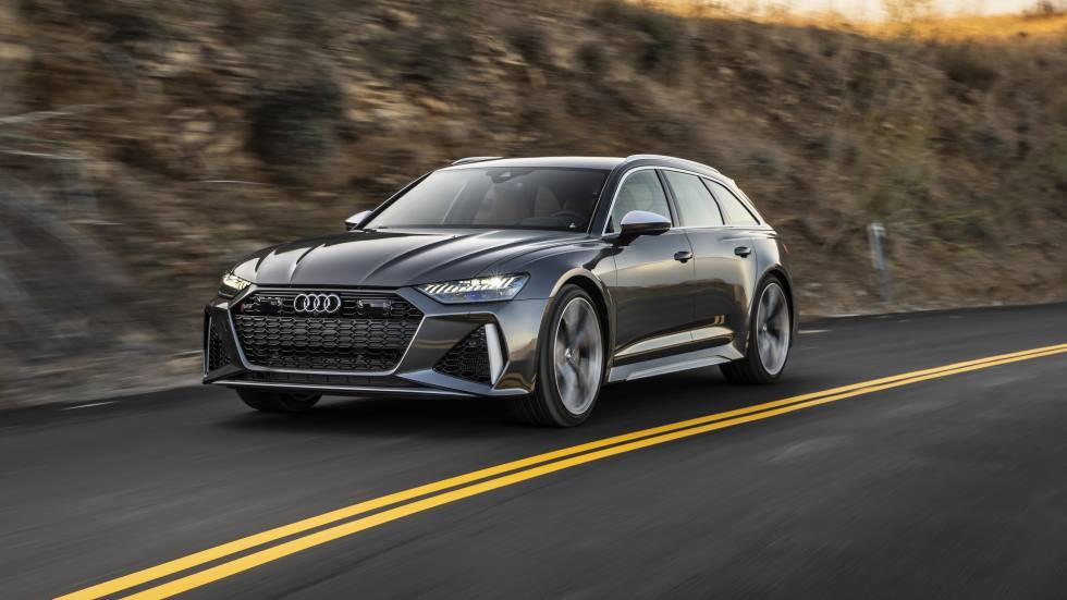 Audi RS 6 Avant 2020: datos y precio para España del familiar más deportivo