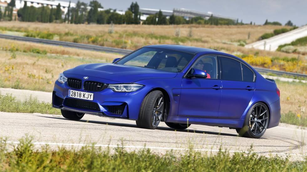 BMW M3 2020: confirmado con propulsión trasera y cambio manual