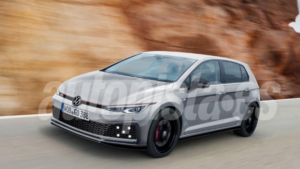 Volkswagen Golf GTI 2020: todos los secretos del nuevo compacto deportivo