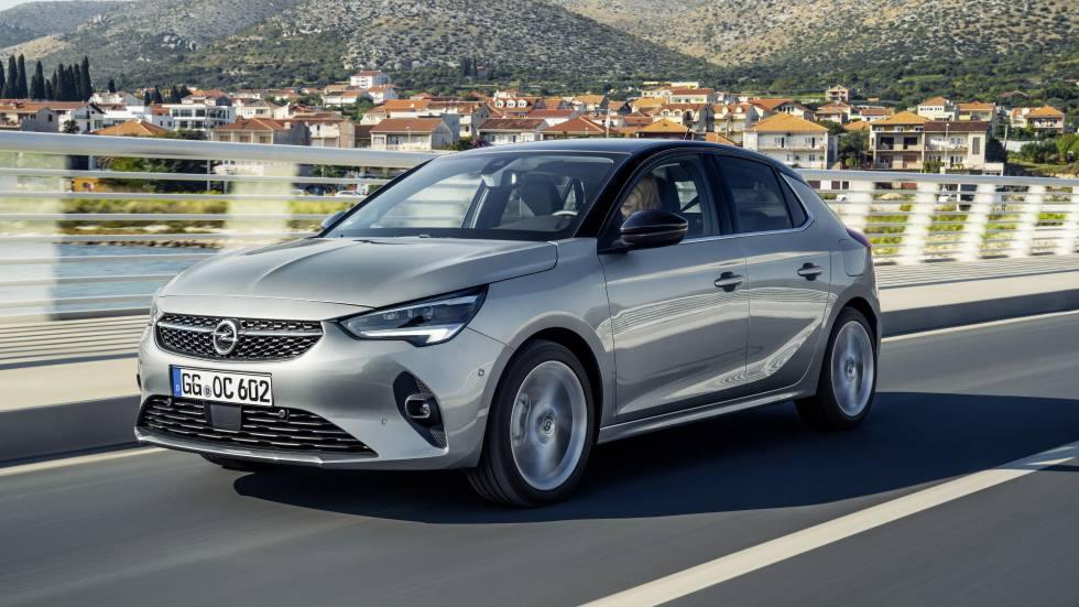 Opel Corsa 2020: precios y prueba de la nueva generación del utilitario