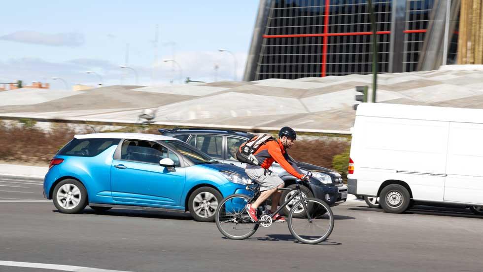 Madrid tendrá carril bici en la Castellana: así será
