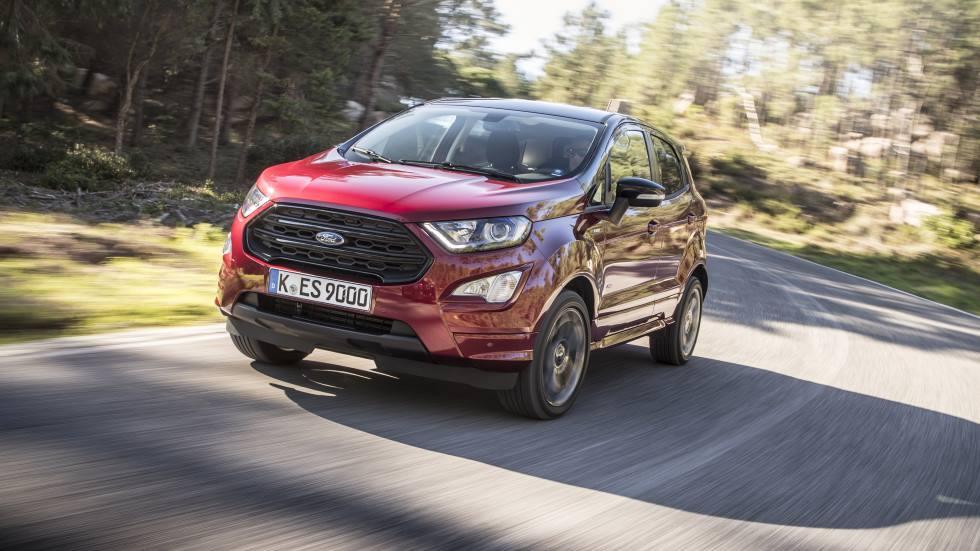 Ford Ecosport 2020: novedades en motores y equipamiento para el SUV