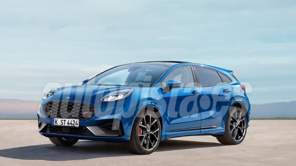 Ford Evos: así será el próximo crossover derivado del Mondeo