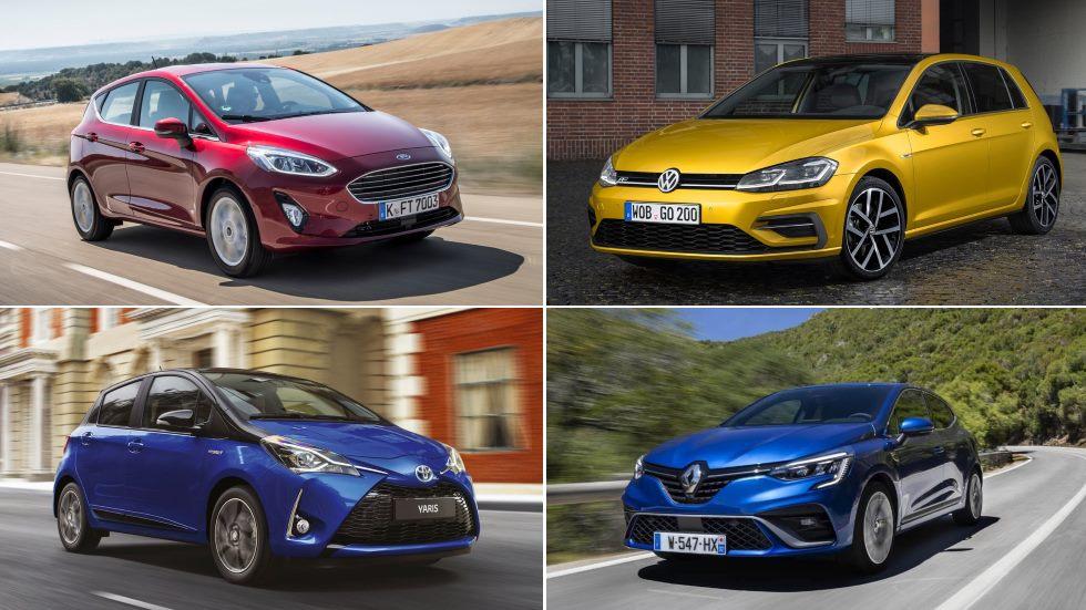 Golf, Clio, Fiesta, Yaris… Los 25 coches (y las 25 marcas) con más ventas en Europa