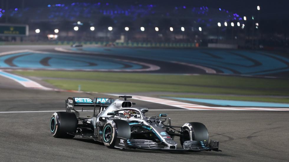 GP de Abu Dabi de F1: victoria para Hamilton y ¡Sainz sexto del mundial 2019!