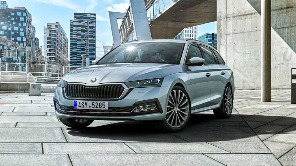 Skoda Octavia 2020: la nueva berlina, ya en producción