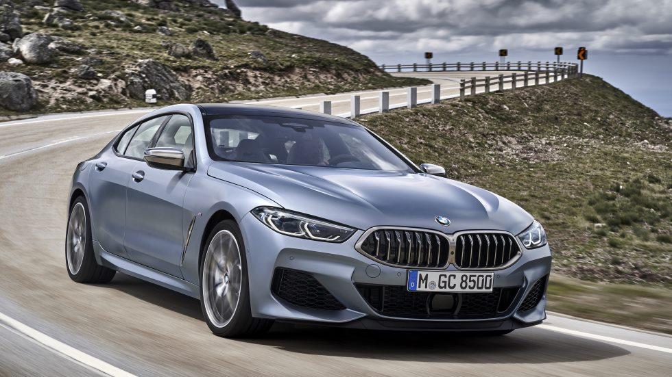 BMW Serie 8 Gran Coupé: probamos la nueva gran berlina deportiva