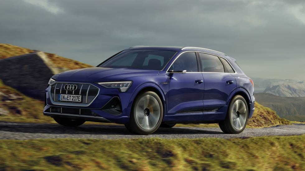 Audi e-tron 2020: así se renueva el SUV eléctrico