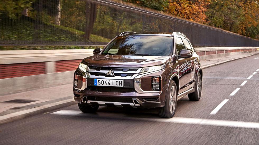 Mitsubishi ASX 2020: primera prueba y precios del nuevo SUV compacto