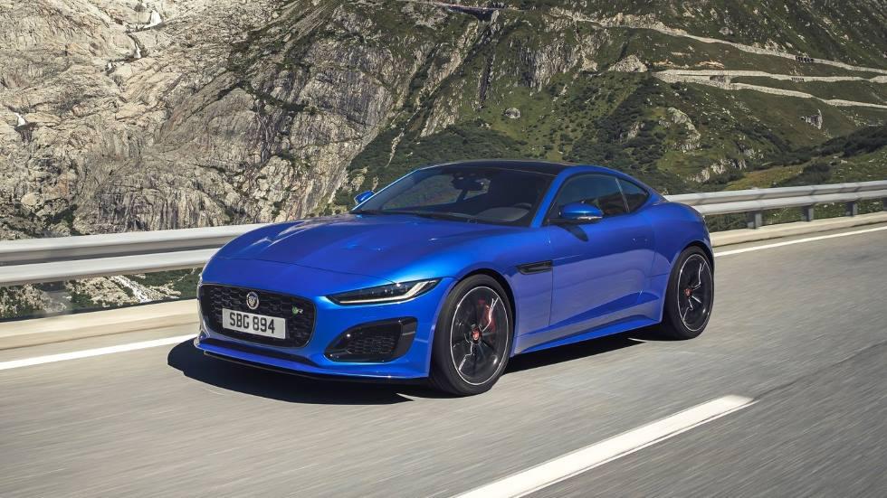 Jaguar F-Type 2020: así se renueva el deportivo