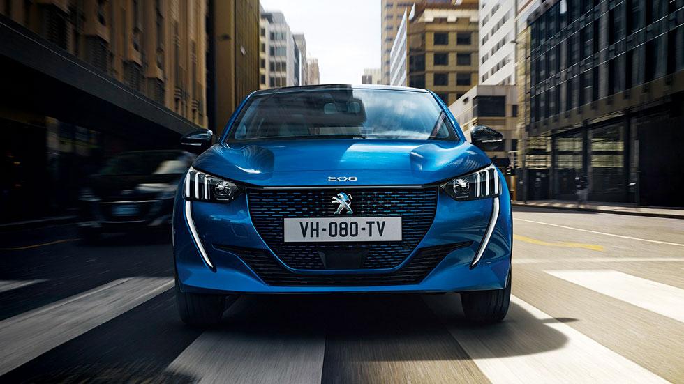 Nuevo Peugeot e-208 eléctrico: e-Diversión 0,0