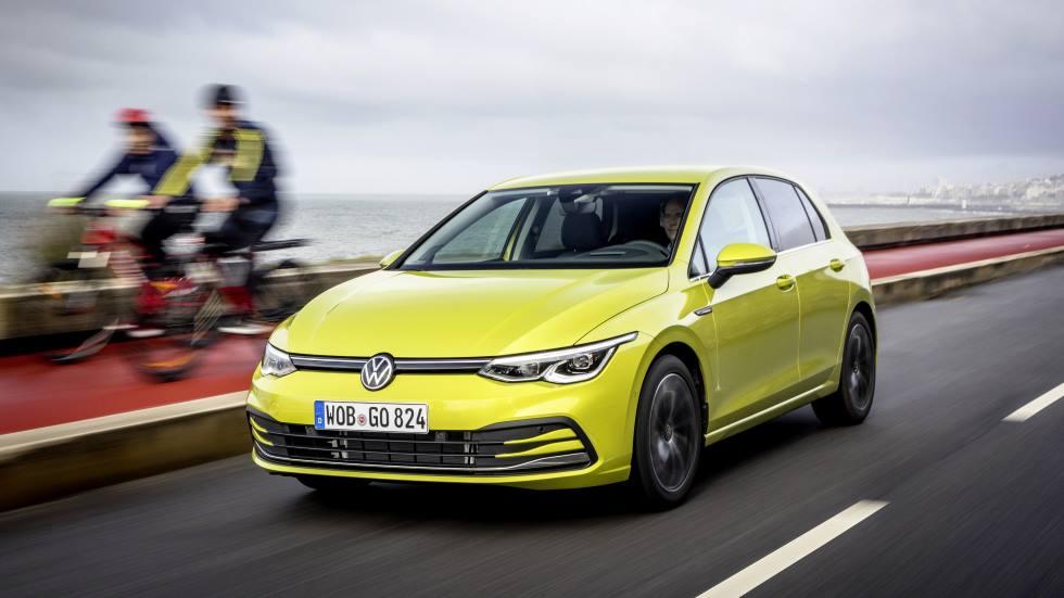VW Golf 8: a prueba el nuevo compacto, revolucionario en fondo y forma