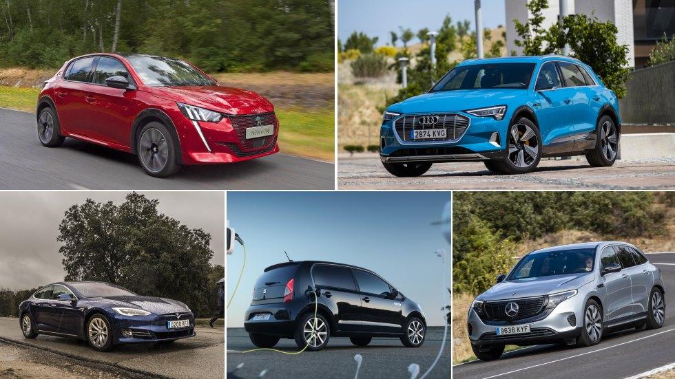 Todos los coches eléctricos a la venta en España: en oferta desde 16.500 euros