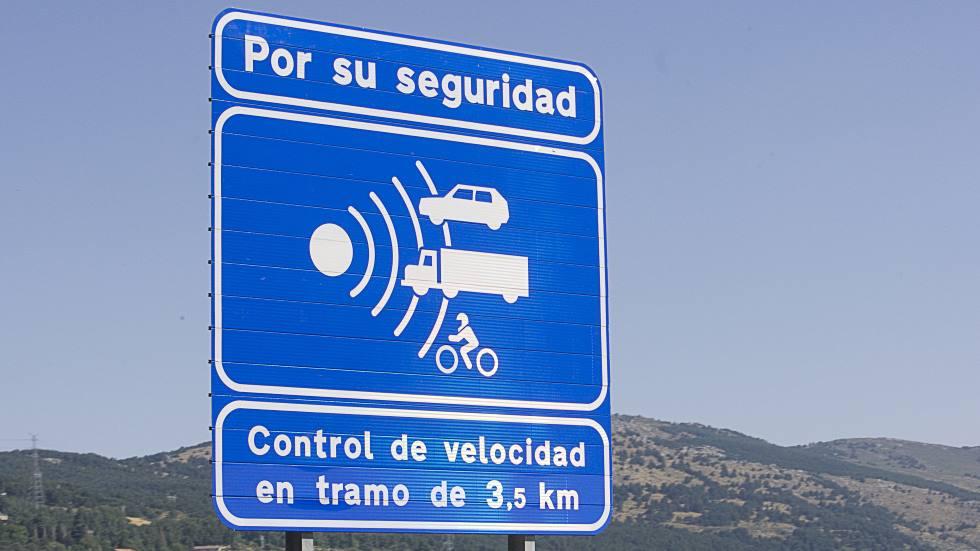 Radares de tramo en España: cómo funcionan y lista actualizada de su ubicación