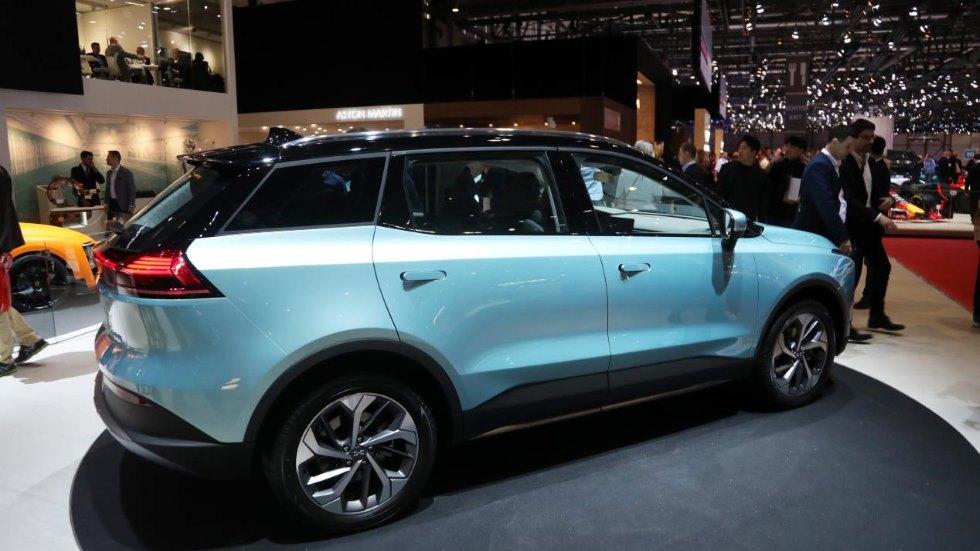 Aiways U5: precio y datos para Europa del nuevo SUV eléctrico low cost