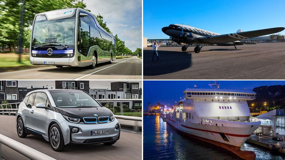 Cuál es el medio de transporte más sostenible para viajes
