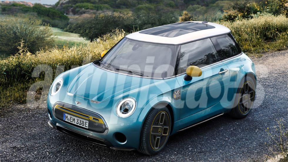 Mini Rocketman: así será el nuevo coche eléctrico