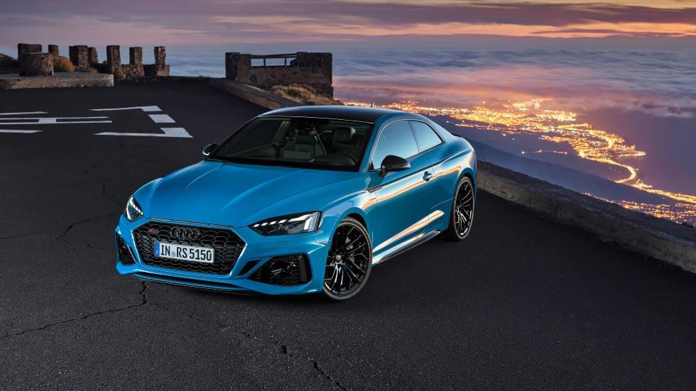 Audi RS 5 Coupé y RS 5 Sportback 2020: aún más deportivos y modernos