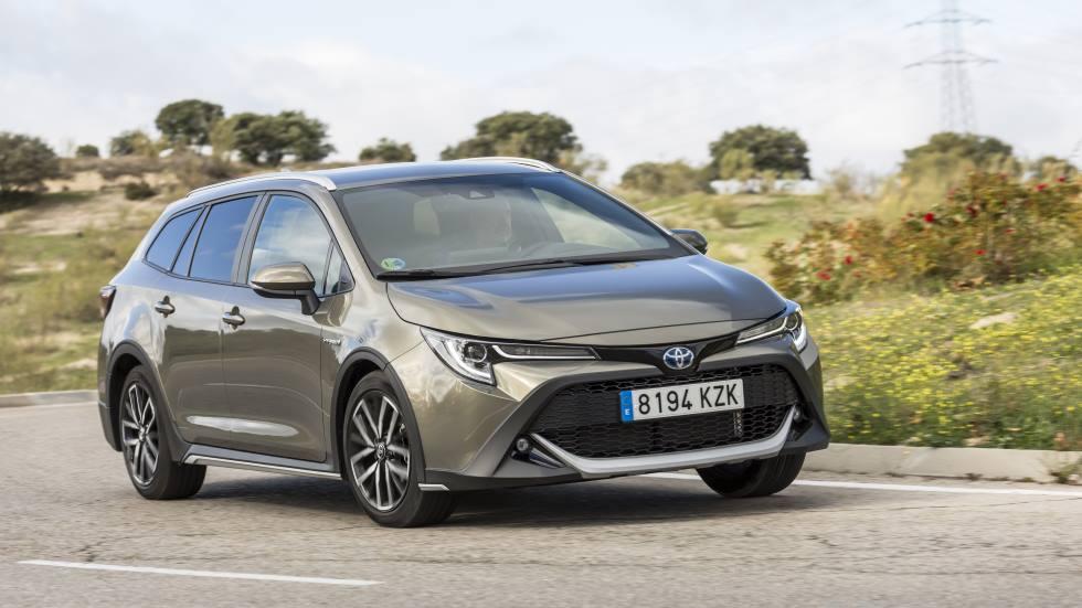 A prueba el Toyota Corolla Touring Sports Trek: familiar con toques SUV