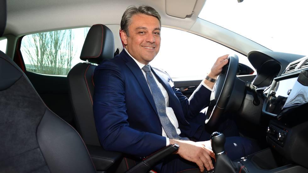 El presidente de Seat, Luca de Meo, ¿nuevo director general de Renault?