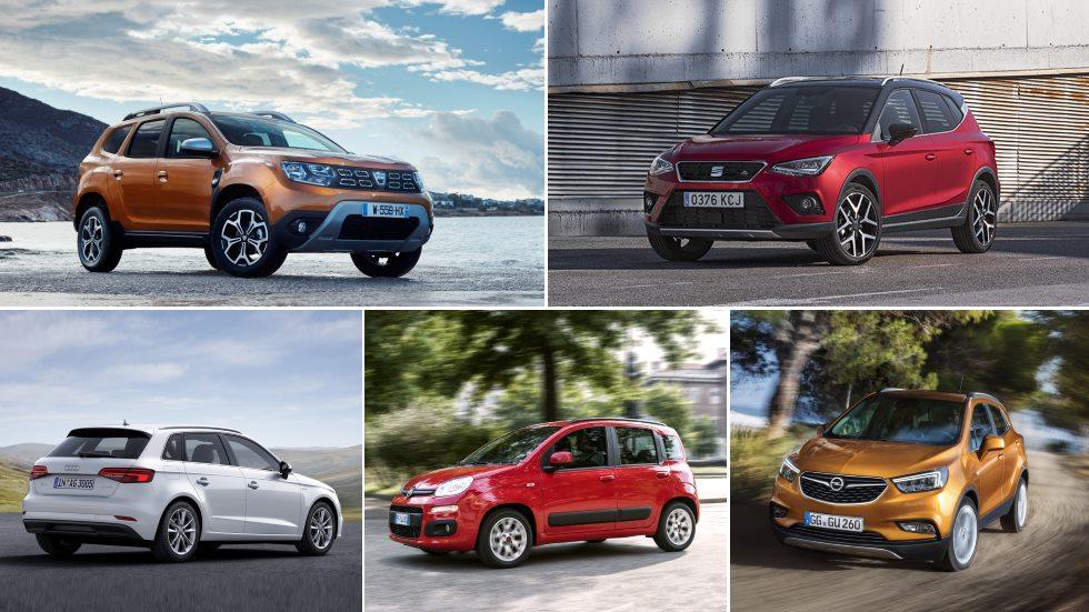 Todos los coches de gas a la venta en España: en oferta desde 10.000 euros