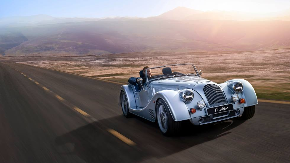 Morgan extenderá su plataforma de aluminio a más coches en 2020