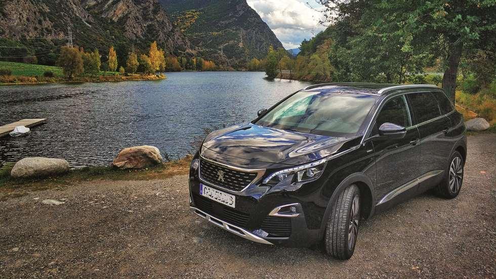 Aventura Peugeot: escapada con el SUV 5008