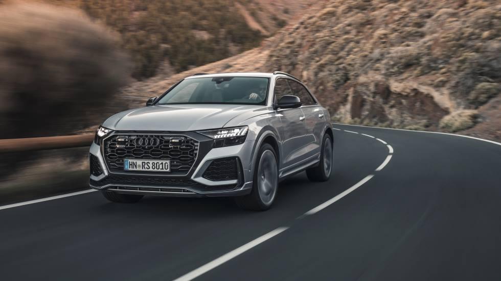 Audi RS Q8 2020: prueba y precio del nuevo SUV deportivo