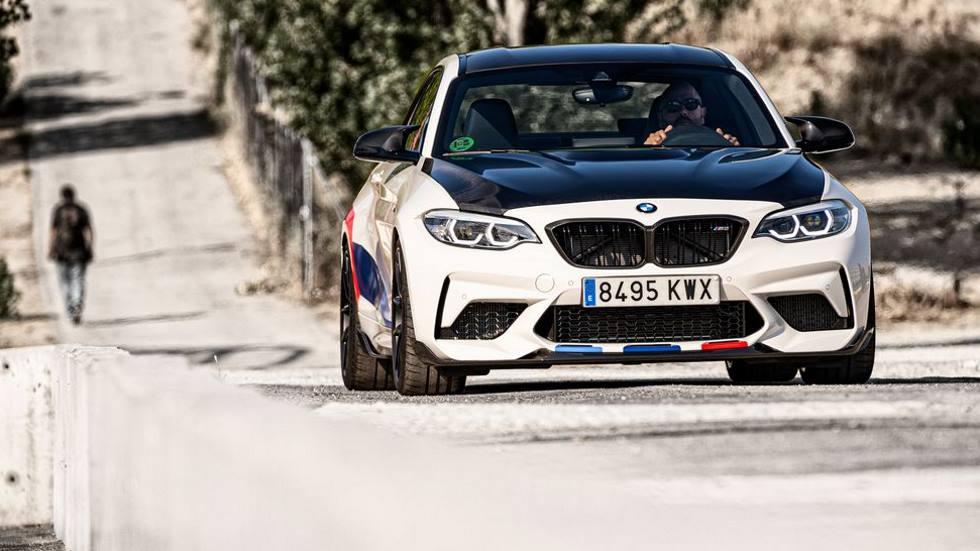 A prueba el BMW M2 Competition M Performance: no te deja indiferente