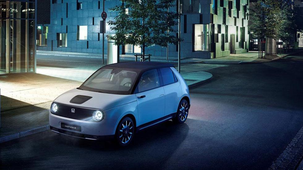 Honda y sus planes de electrificación para el futuro: en la onda