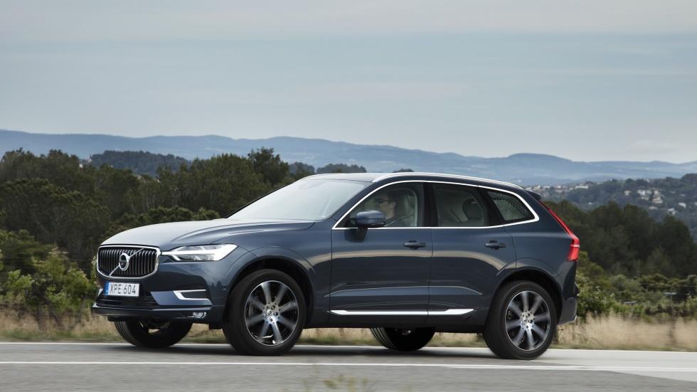 Volvo XC60 B4 Diesel AWD Aut: probamos el nuevo SUV micro-híbrido