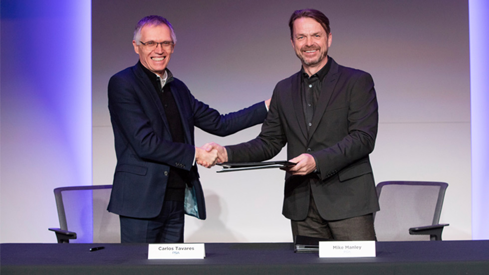 El acuerdo de fusión total entre los grupos PSA y FIAT ya es una realidad