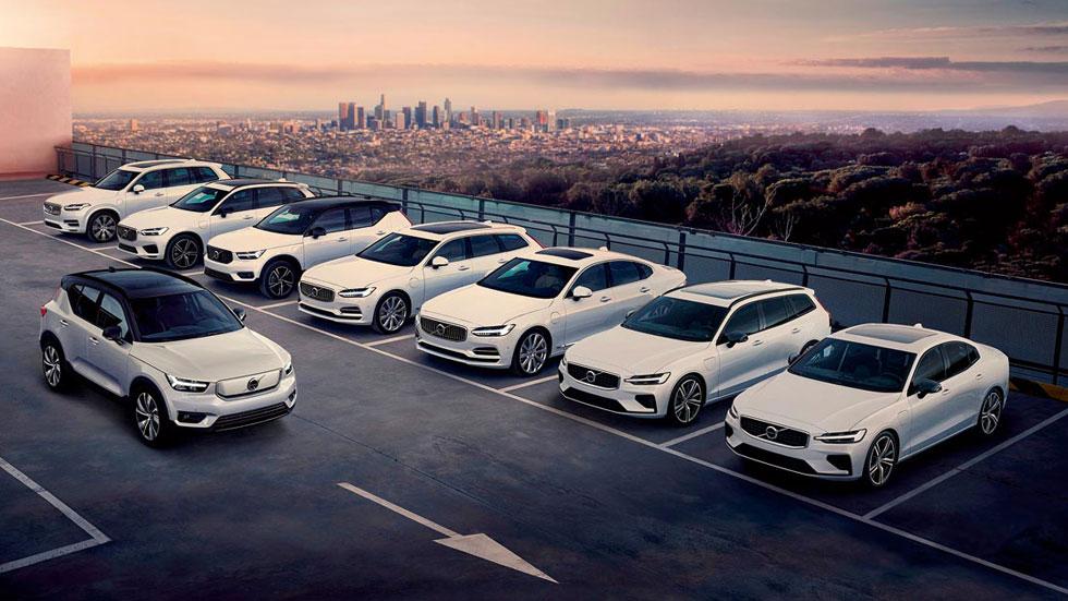 Volvo: su presente y su futuro pasa por el eléctrico