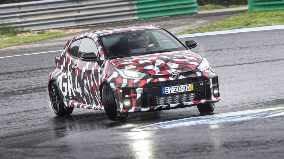 A prueba el Toyota GR Yaris 2020: de las carreras a la calle