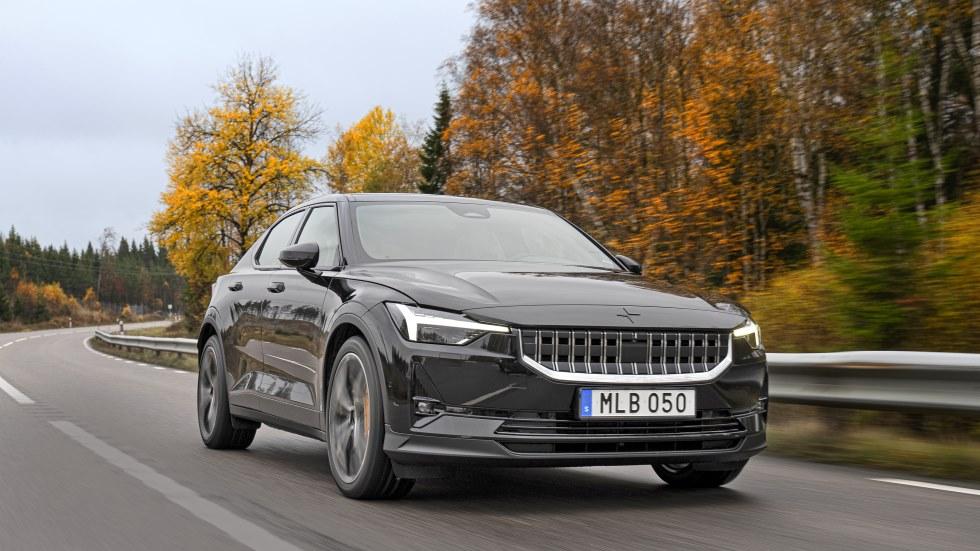 Polestar 2: probamos en exclusiva el crossover eléctrico, basado en el Volvo XC40