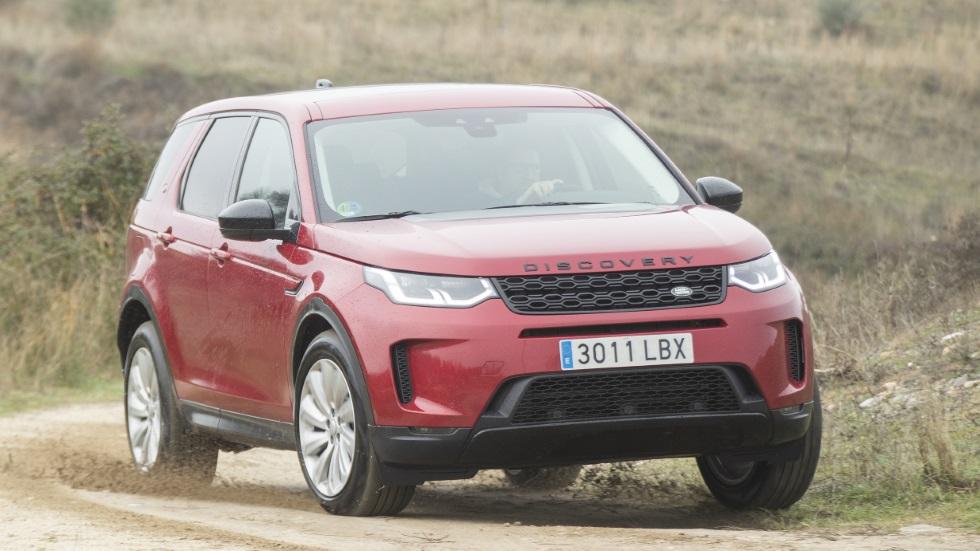 Land Rover Discovery Sport D150 MHEV: probamos el SUV, diésel y microhíbrido