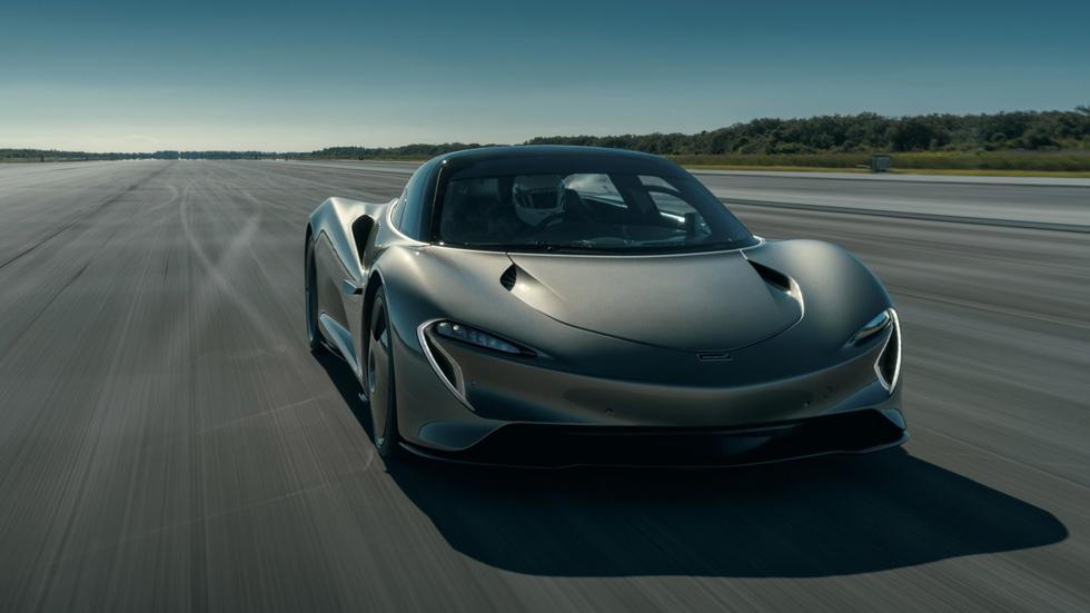 McLaren Speedtail 2020: así es el nuevo superdeportivo de récord