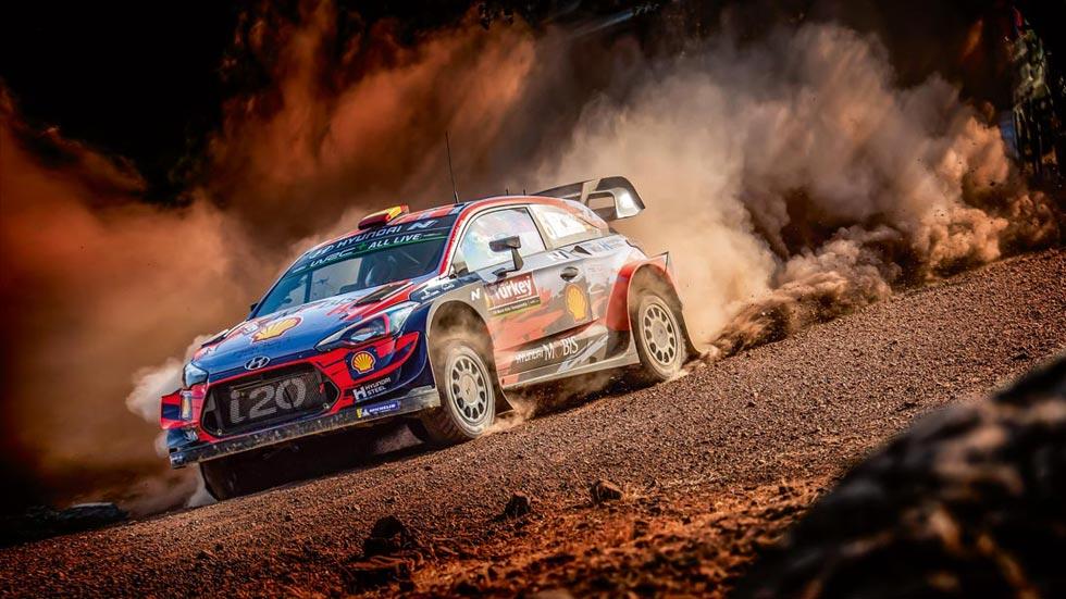 Balance Mundial de Rallyes 2019: Tänak y Hyundai, protagonistas