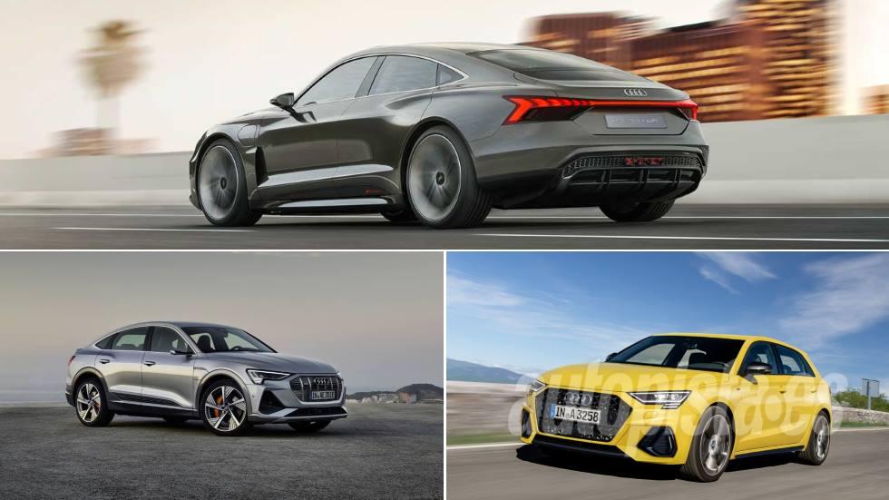 Todos los nuevos Audi de 2020: A3, e-tron Sportback, Q5…
