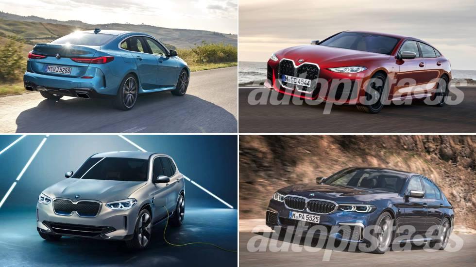 Todos los nuevos BMW de 2020: Serie 2, Serie 4, Serie 5…