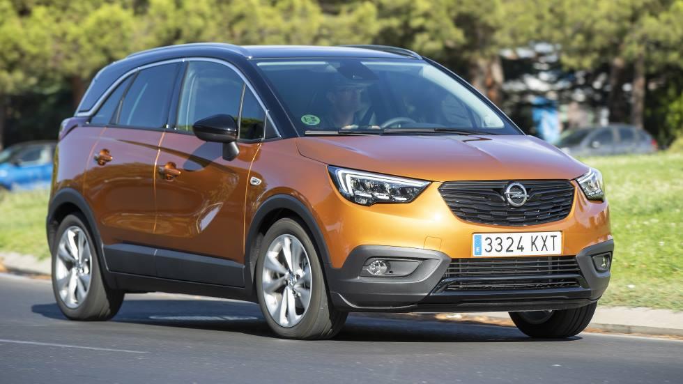 Opel Crossland X 1.5D 120 CV: prueba a fondo del SUV diésel