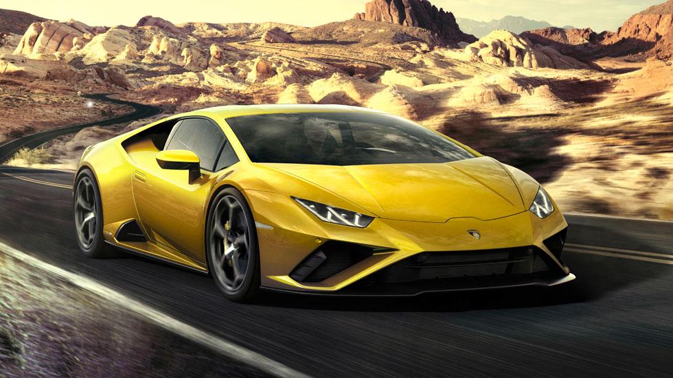 Lamborghini Huracán EVO RWD: fotos y datos del nuevo superdeportivo