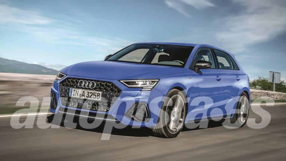 Audi A3 2020: última hora del nuevo compacto que se presenta antes de primavera