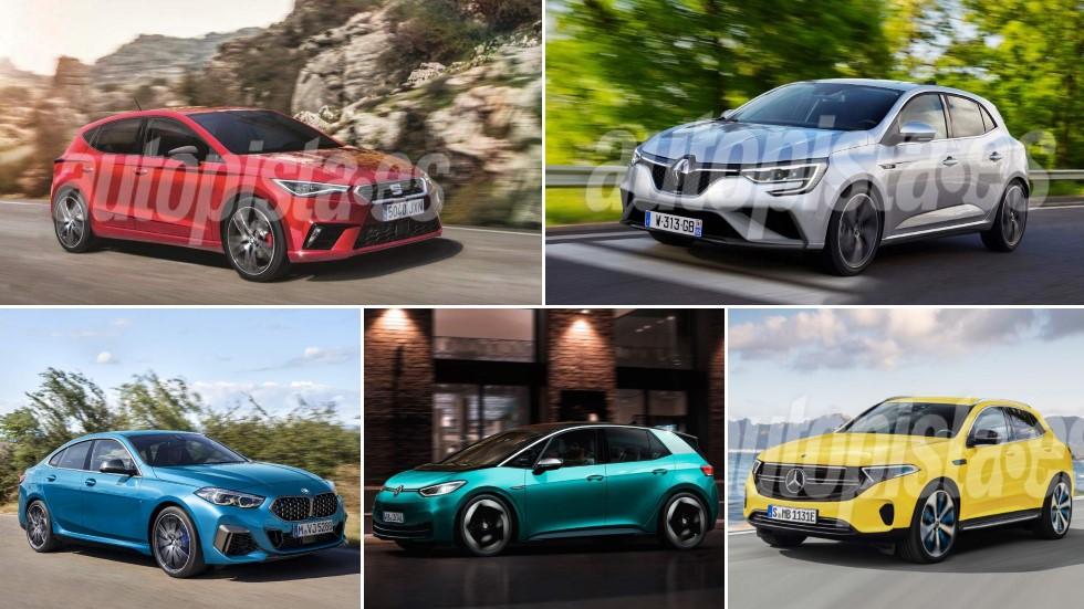 Todos los compactos que llegan en 2020, por meses: Golf, Mégane, 308, C4, Focus…